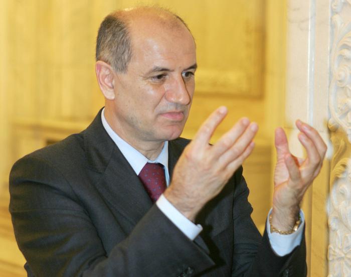 George Copos, fost finanţator al echipei Rapid Bucureşti