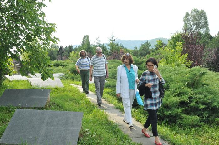 Cimitirul Săracilor din Sighetul Marmaţiei, 14 iulie 2013