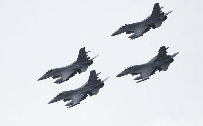 Avioane de vânătoare F-16