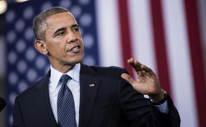 Preşedintele american Barack Obama, 24 iulie 2013