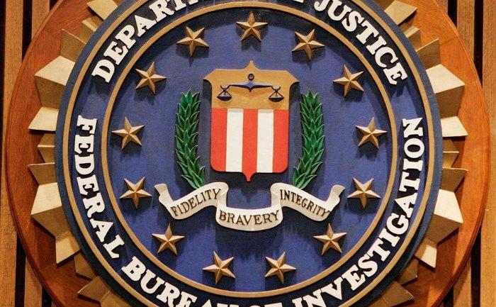 Sigla Biroului Federal de Investigaţii