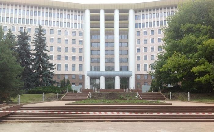 Clădirea Parlamentului R. Moldova