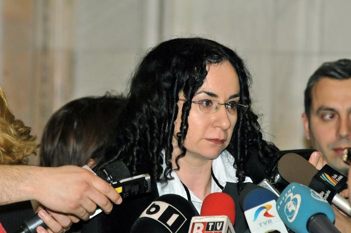 Oana Andreea Hăineală, Preşedinte CSM