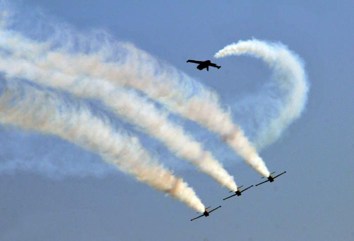 Show aviatic.