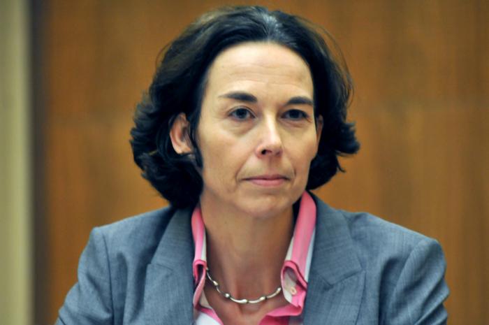 Şeful misiunii  Fondul Monetar Internaţional (FMI) în România, Andrea Schaechter.