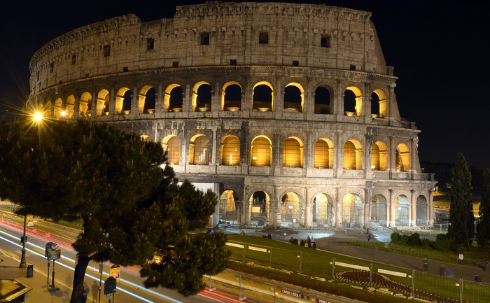Coloseum, Roma.