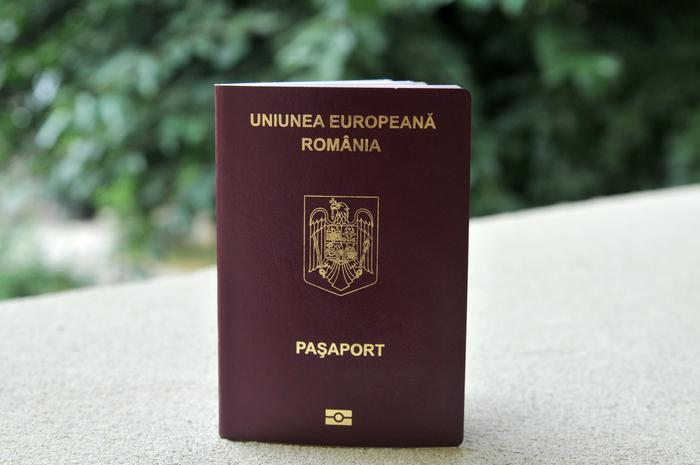 Paşaport Uniunea Europeană România
