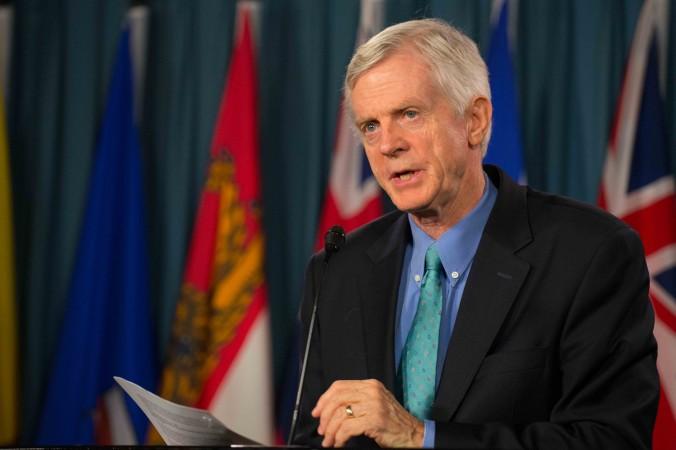 David Kilgour, avocat şi fost membru al Parlamentului canadian, a cercetat recoltarea de organe în China din anul 2006.