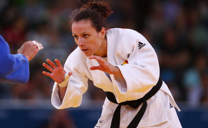 Sportiva română Andreea Chiţu.