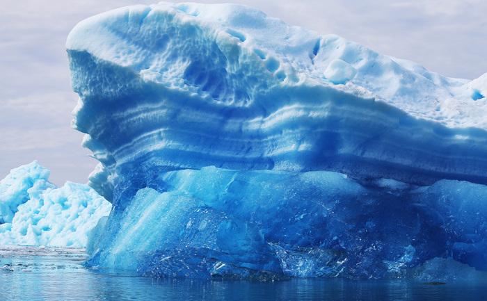Gheţar din Qaqortoq, Greenlandia, July 30, 2013 .
