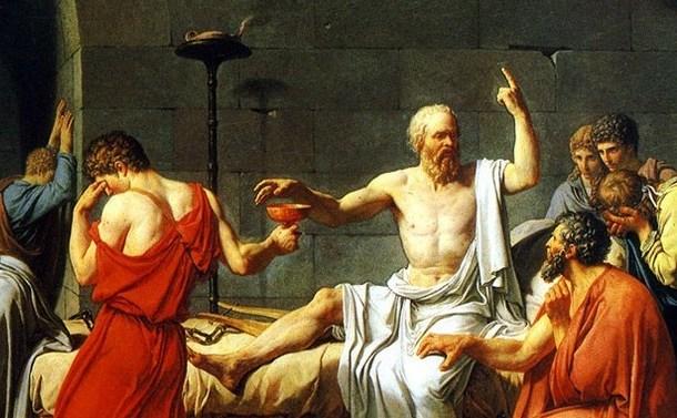 Marele filozof grec Socrate