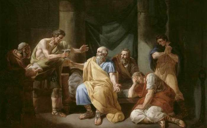Filozoful grec Socrate