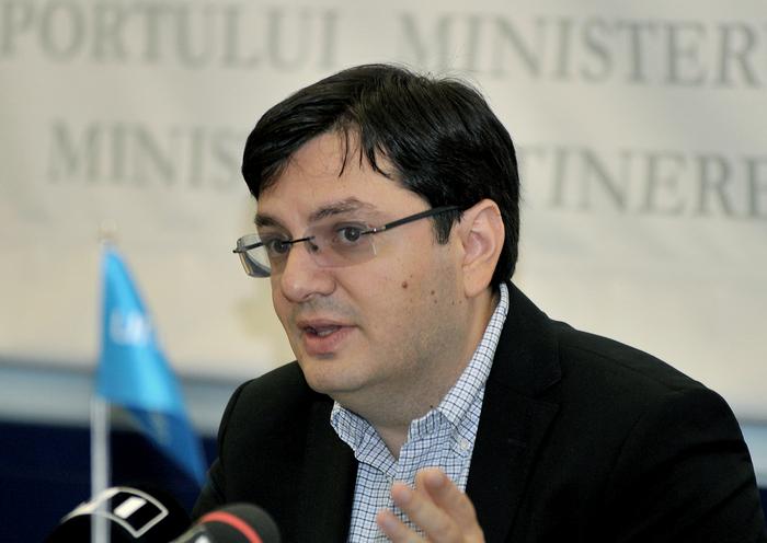 Nicolae Bănicioiu, ministrul Sănătăţii