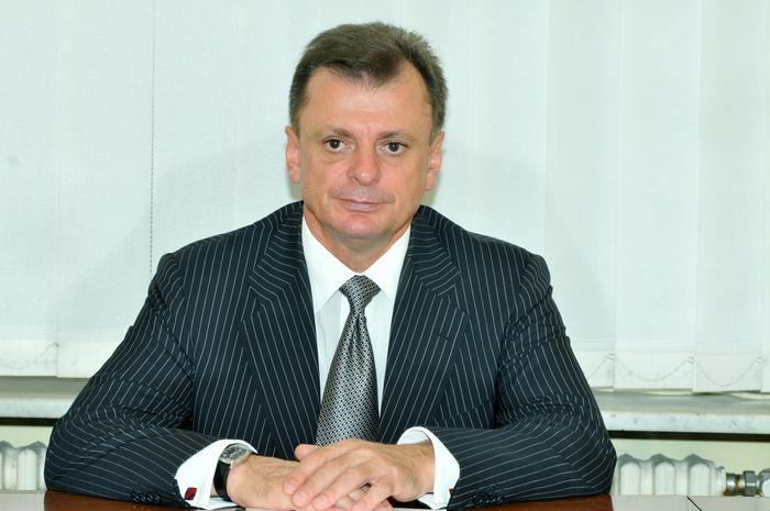 Ambasadorul Ucrainei la Bucureşti, Teofil Bauer, a ţinut o conferinţă de presă. 27 septembrie 2013