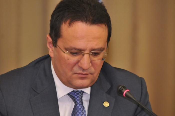 George Maior, directorul SRI a fost audiat la Comisia SRI din Parlamentul României în legătură cu Proiectul Roşia Montană