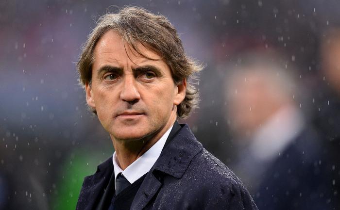 Italianul Roberto Mancini.