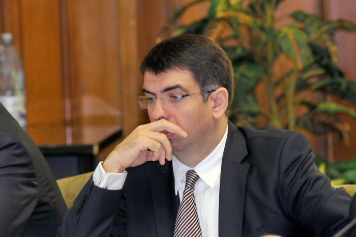 Robert Cazanciuc, ministrul Justiţiei