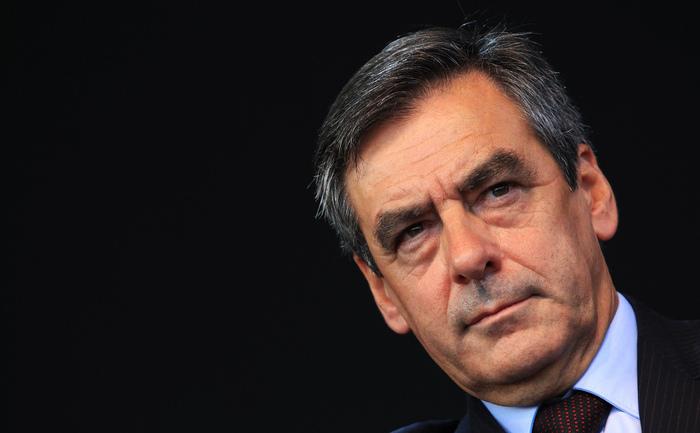 Fostul premier francez François Fillon