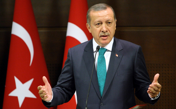 Premierul turc Recep Tayyip Erdogan