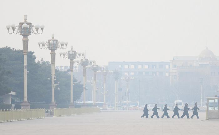 Poluare în Beijing, martie 2013