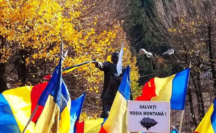 Marea Adunare a Moţilor de la Câmpeni, 19 octombrie 2013.
