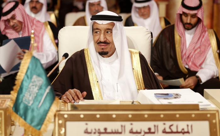 Prinţul saudit Salman bin Abdul Aziz al-Saud.