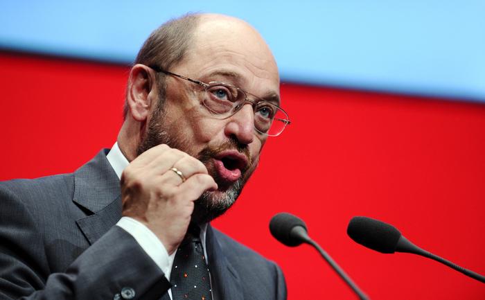 Preşedintele Parlamentului European, Martin Schultz