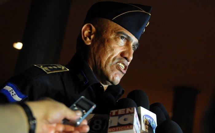 Generalul Juan Carlos Bonilla