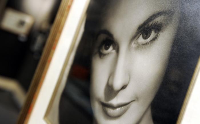 O fotografie aparţinând actriţei Vivien Leigh