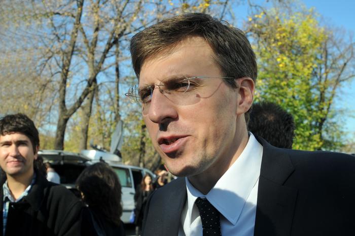 Dorin Chirtoacă, Primarul Chişinăului din Republica Moldova