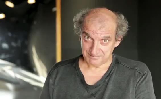 Actorul Mihai Gruia Sandu