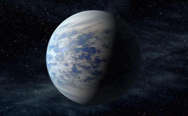 Planeta Kepler 69c / NASA