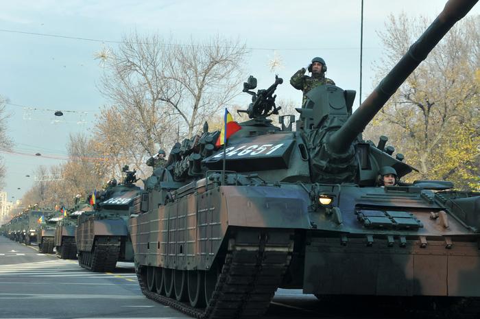 Parada militară consacrată Zilei de 1 Decembrie, comemorarea a 95 de ani de la Marea Unire din 1918