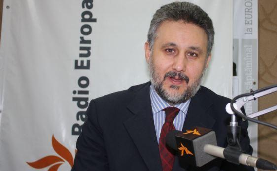 Marius Lazurca, Ambasadorul României la Chişinău