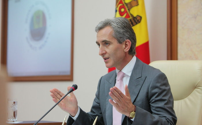 Prim-ministrul Iurie Leancă