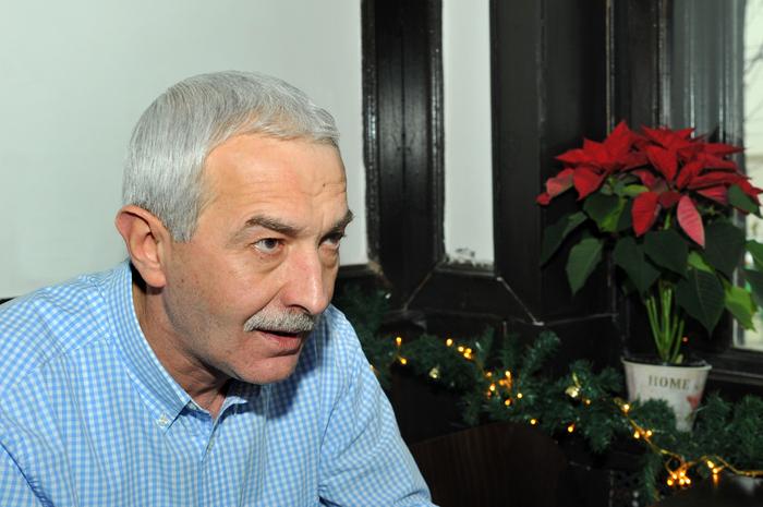 Doru Mărieş, preşedintele Asociaţiei 21 Decembrie