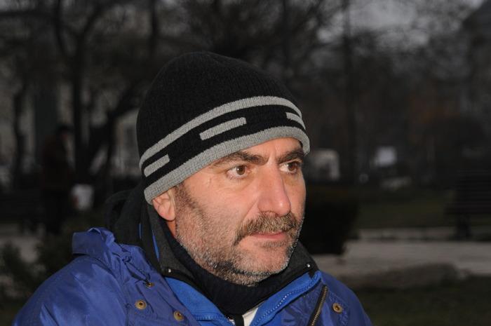 Alexandru Popescu, ecologistul care a început greva foamei cerând oprirea exploatării gazelor de şist