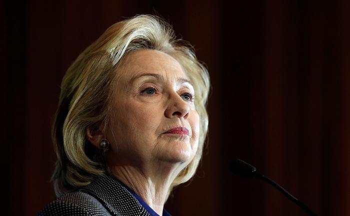 Fostul secretar de stat american Hillary Clinton