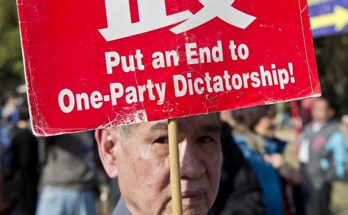 Proteste în Hong Kong împotriva guvernării Partidului Comunist Chinez