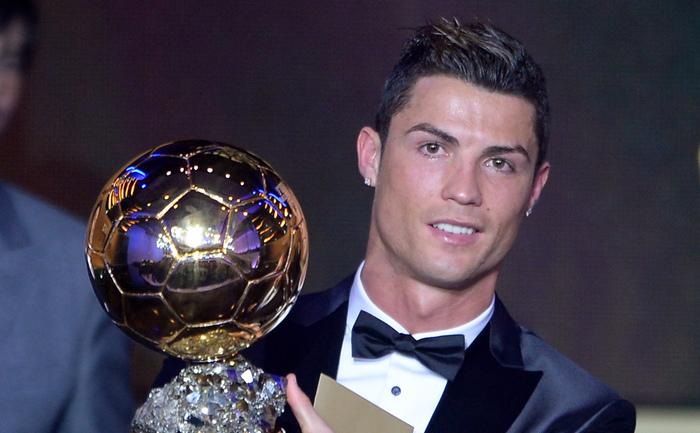 Atacantul lusitan al lui Real Madrid, Cristiano Ronaldo.