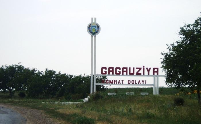 Găgăuzia