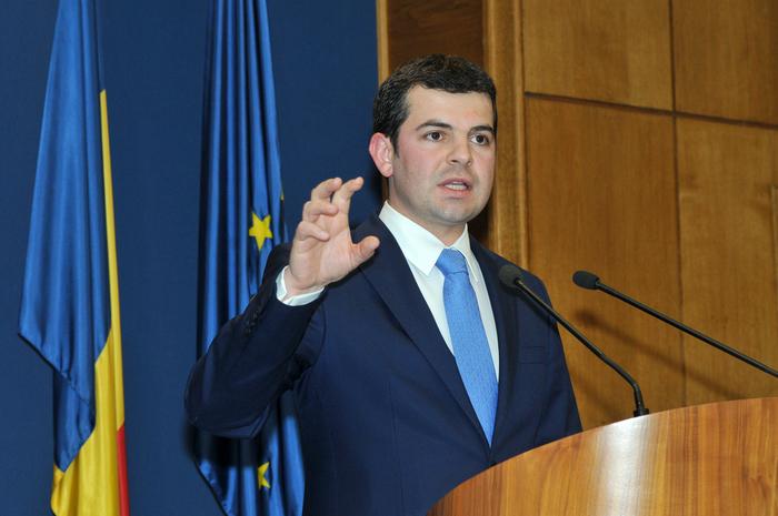 Daniel Constantin, ministrul Agriculturii