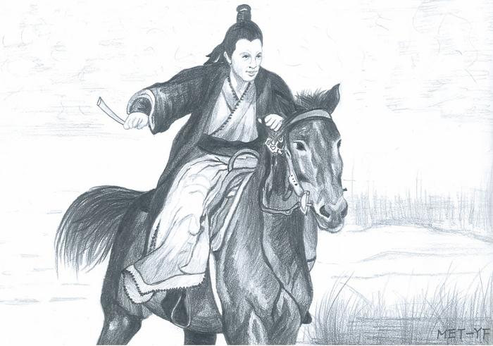 Spur dă pinteni calului zburător