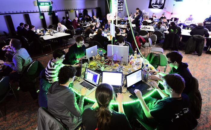 Congresul anual al hackerilor, Hamburg, Germania