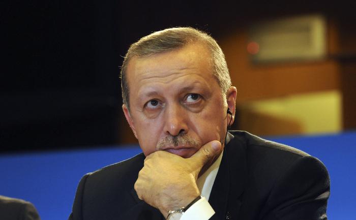 Premierul Turciei, Recep Tayyip Erdogan.