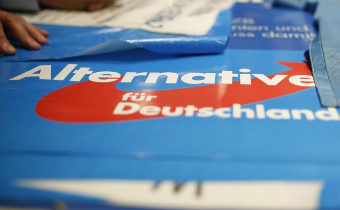 Alternativa pentru Germania (AfD).