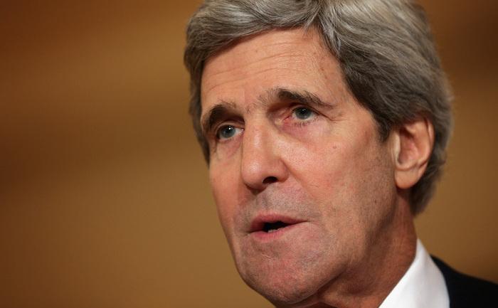 John Kerry, 17 ianuarie 2014