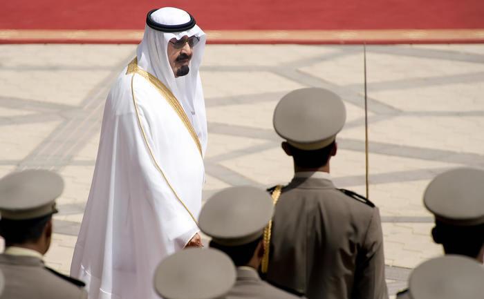 Arabia Saudită: Regele Abdullah bin Abdulaziz
