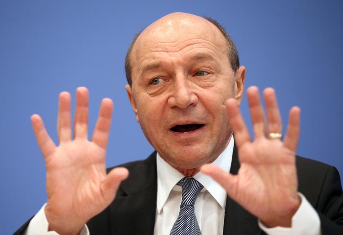 Traian Băsescu, 31 ianuarie 2014