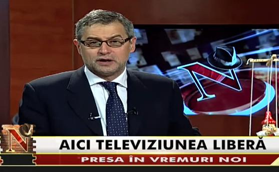 Radu Moraru, Naşul TV.